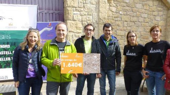 La Cursa entre Vinyes corona Mora i Bretón com a guanyadors del Circuit