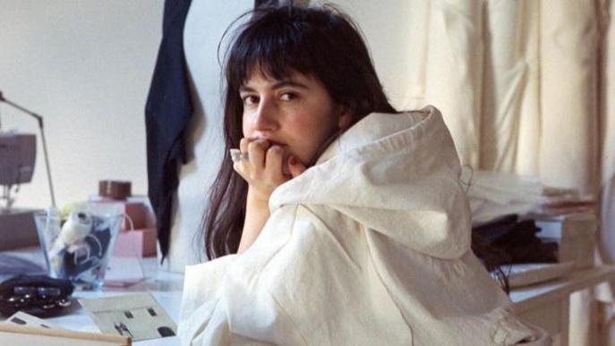 Jorgina Carrera, o com fer roba de manera artesanal