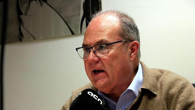 cap d'Epidemiologia de l'Hospital Clínic Antoni Trilla