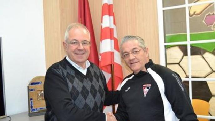 Miguel Rubio, nou tècnic a l'Atlètic Segre