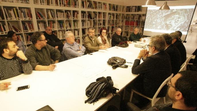Projecte per crear zones verdes en sis places i solars del Barri Antic