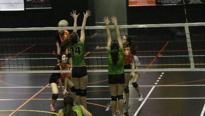 Voleibol d'altura a Balàfia