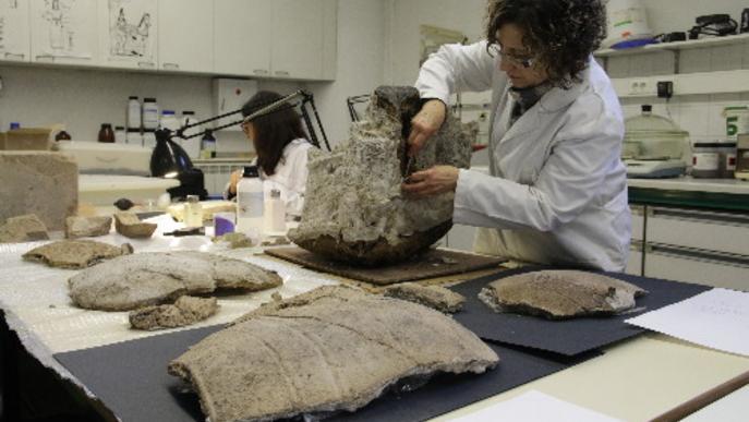 Troben noves restes arqueològiques úniques a Espanya a l'antic barri jueu