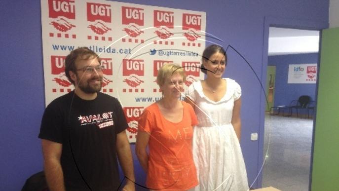 UGT denuncia que el 93% dels contractes firmats per joves des de 2011 són temporals