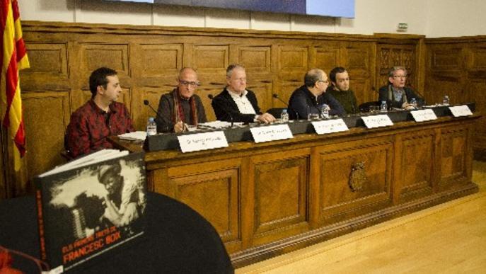 Documental i debat a l'IEI sobre el fotògraf Francesc Boix