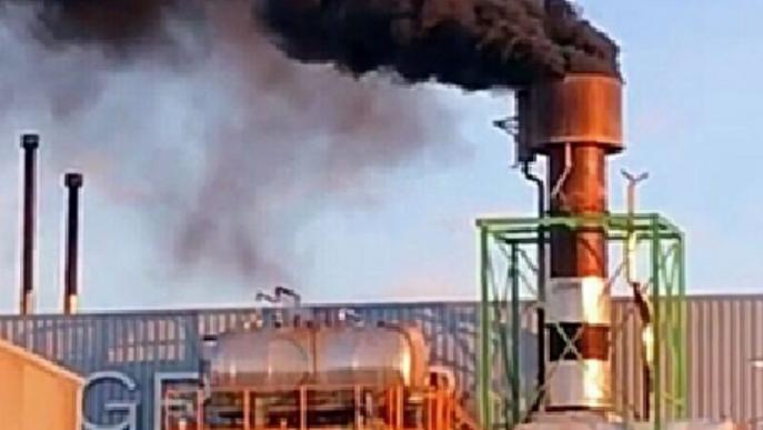 Ipcena denuncia la crema de residus tòxics