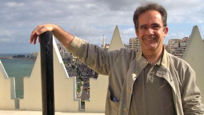El periodista Andreu Claret presenta avui la novel·la 'Venjança' al Museu de Lleida