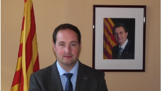 L'alcalde de Clariana relleva Solà en la gestió de l'aigua