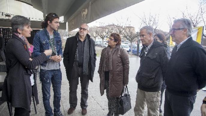 La Generalitat promet més fons per a residències