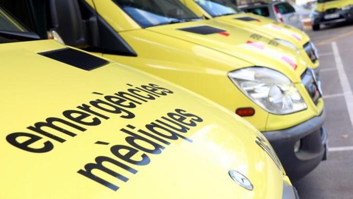 Ambulàncies Servei Emergències Mèdiques SEM