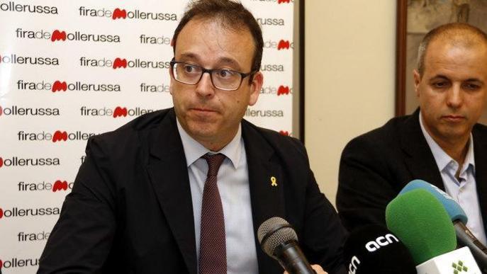 L'impacte global de la cancel·lació de la Fira de Sant Josep de Mollerussa és de 40 MEUR