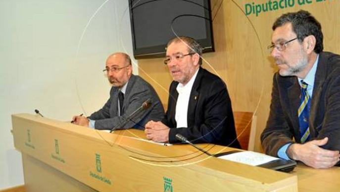 La Diputació finança amb 279.000 euros deu beques per a metges residents