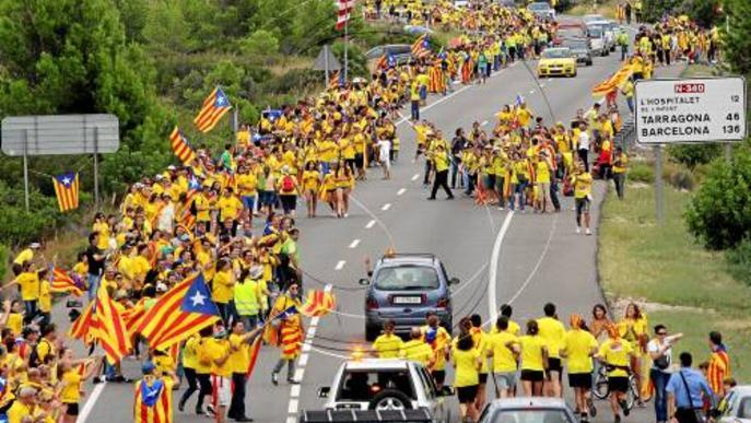 Lleida 'busca' gigapubilla i gigahereu de la Via Catalana