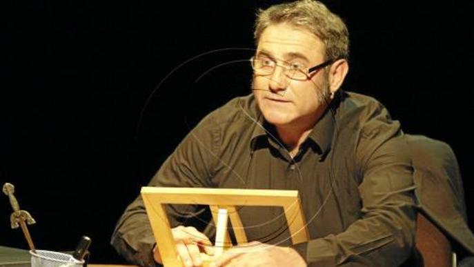 Shakespeare reviu en la veu de Sergi López a l'Escorxador