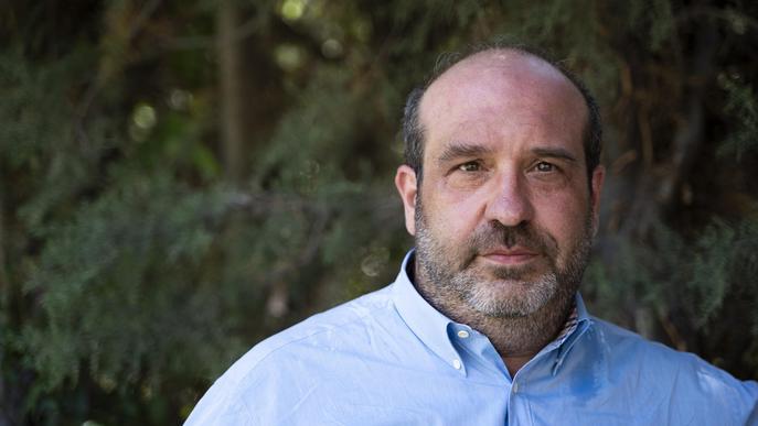 """José Mª Martínez Navarro: """"La causa última dels incendis forestals és la despoblació"""""""