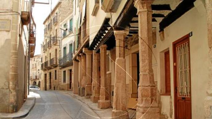 Arbeca obre un nou carrer per unir el barri històric i els afores