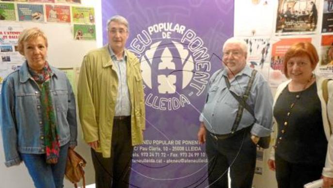 L'expresident de l'Orfeó optarà a l'Ateneu Popular