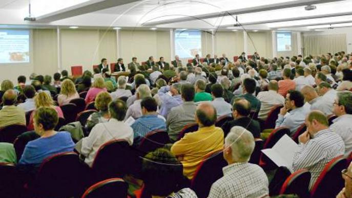 La junta de la CAG acorda abonar un dividend de 13 euros per acció