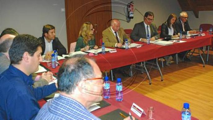 Aran ratifica el pla urbà que limita els usos en bordes