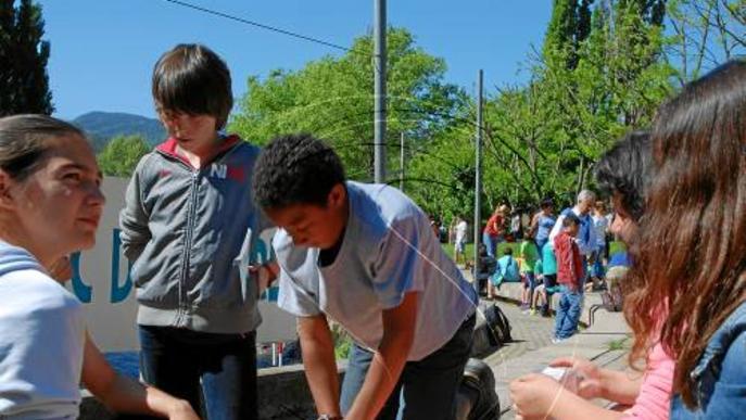 Més de 140 alumnes de la Seu d'Urgell aprenen reanimació cardiopulmonar