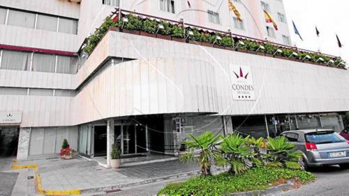 UGT denuncia l'impagament de nòmines a l'hotel Condes