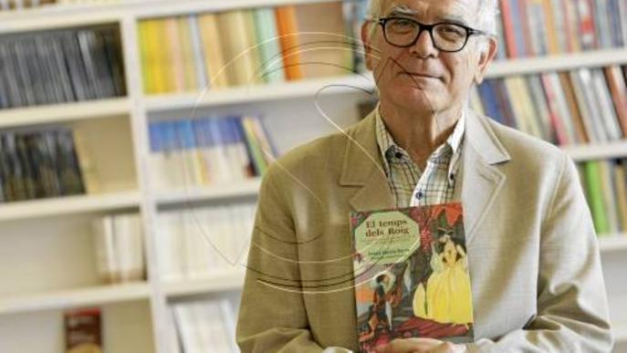 Josep Varela presenta 'El temps dels Roig', el seu últim treball