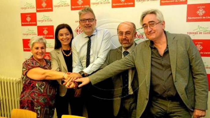 Lleida, epicentre mundial de pal·liatives