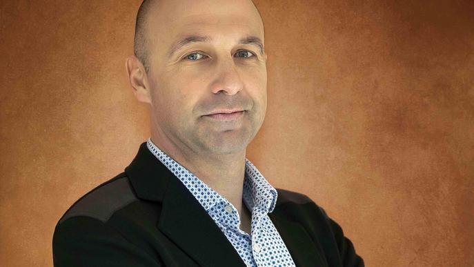 Coordinador de la Càtedra Empresa Familiar, Manel Plana. Arxiu
