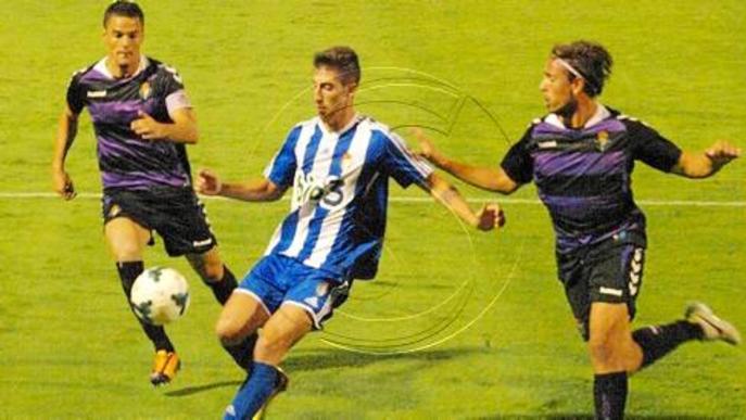Diego Sánchez fitxa per 2 anys