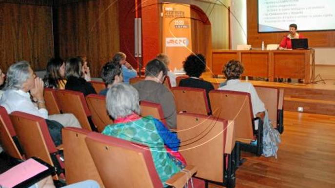Professionals de la psicologia debaten a la Seu d'Urgell sobre la psicoteràpia