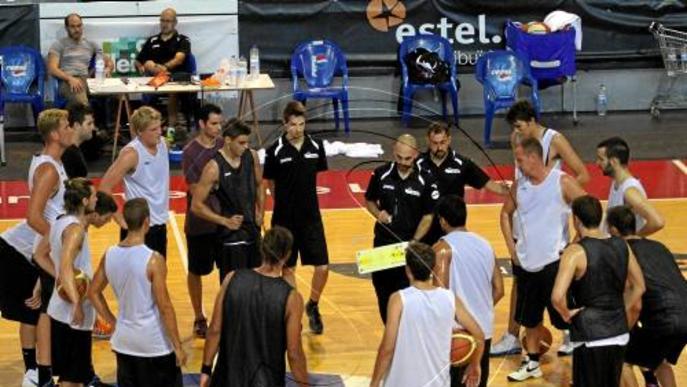 Múgica, el nou reforç interior del Força Lleida