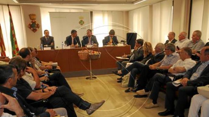 Acord entre Foment i Generalitat per desdoblar la N-240 de Lleida a les Borges