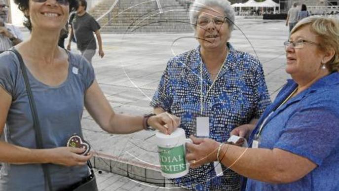 Recapten fons per lluitar contra l'Alzheimer