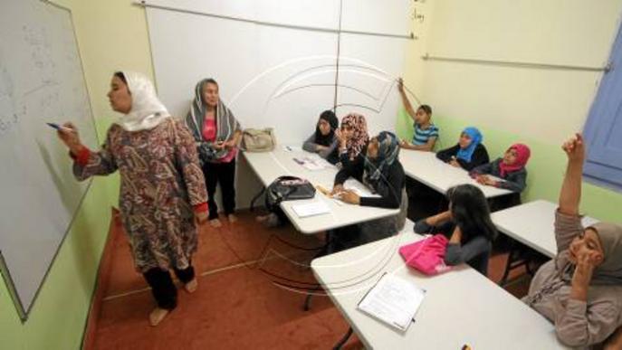 Més de 150 nens comencen classes d'àrab