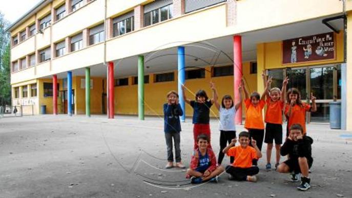 Una escola de la Seu aconsegueix ingressos al llogar instal·lacions per a festes infantils