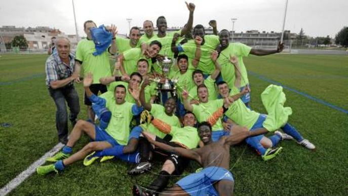 Naix la Copa Lleida