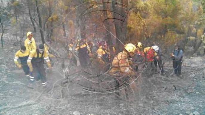 La Generalitat assumeix la culpa en la tragèdia d'Horta i pagarà un milió a les víctimes