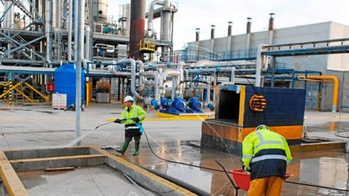L'Estat exigirà 16 milions d'euros a les quatre plantes de purins de Lleida