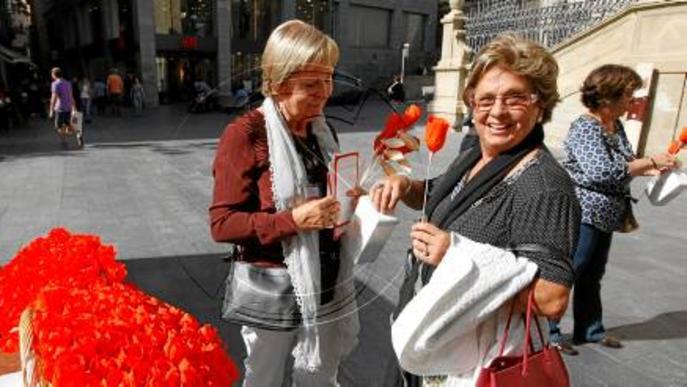 Flors per a un seqüenciador de l'ADN contra el càncer