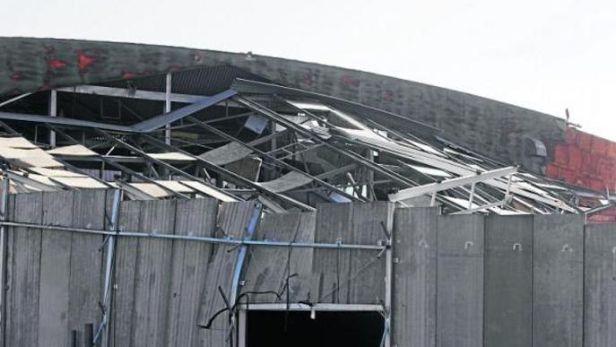 La Paeria imposa una primera multa de 1.000 € per no demolir la Wonder