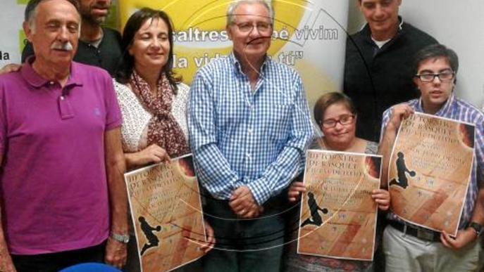 Vuitanta jugadors en el Torneig per a persones amb discapacitat intel·lectual
