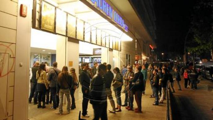 Lleida tanca amb èxit tres jornades de Festa del Cinema
