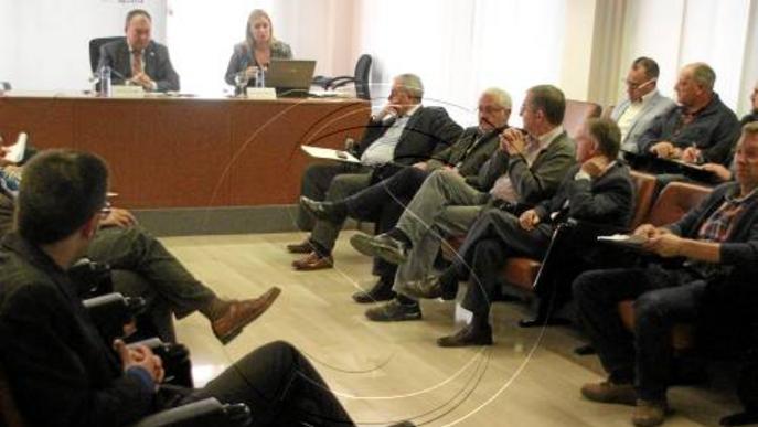Queixes d'alcaldes del Segrià per la recollida d'escombraries