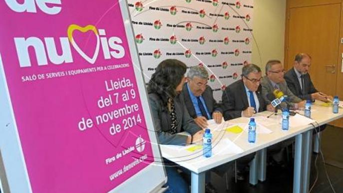 La fira De Nuvis capta visitants de Catalunya, Osca i Andorra