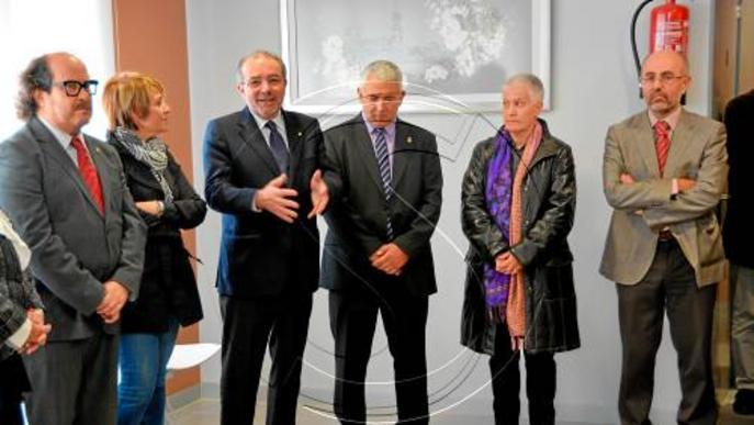 Llardecans estrena el nou consultori mèdic municipal