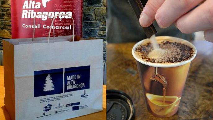 L'Alta Ribagorça manté l'aposta per la gastronomia local amb envasos 'take away'