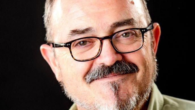 l'historiador, gestor cultural i exdirector del Consorci del Turó de la Seu Vella, Josep Tort.