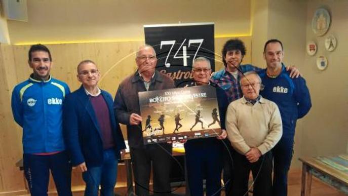 La Sant Silvestre de Lleida creix fins als 1.500 atletes