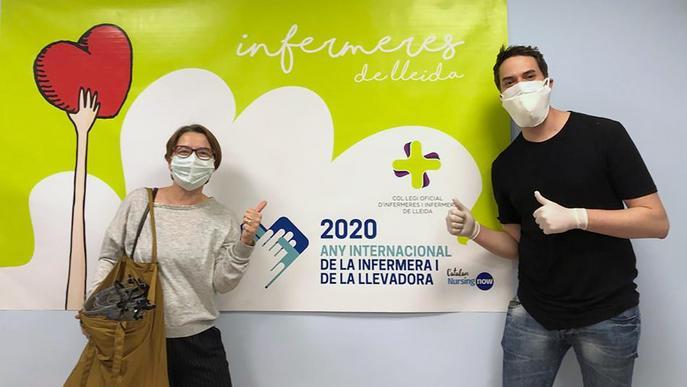 Infermeres de Lleida denuncia que empreses de material sanitari els demanen cobrar un 50% per avançat
