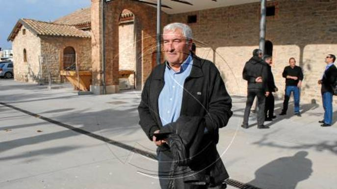 Ramon Carné, reelegit per al seu cinquè mandat al capdavant del Canal d'Urgell